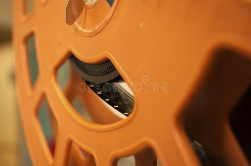 16mm Ekranowa rolka zdjęcie royalty free