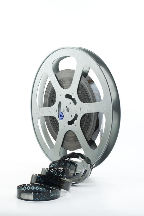 16mm film reel royalty free stock photos