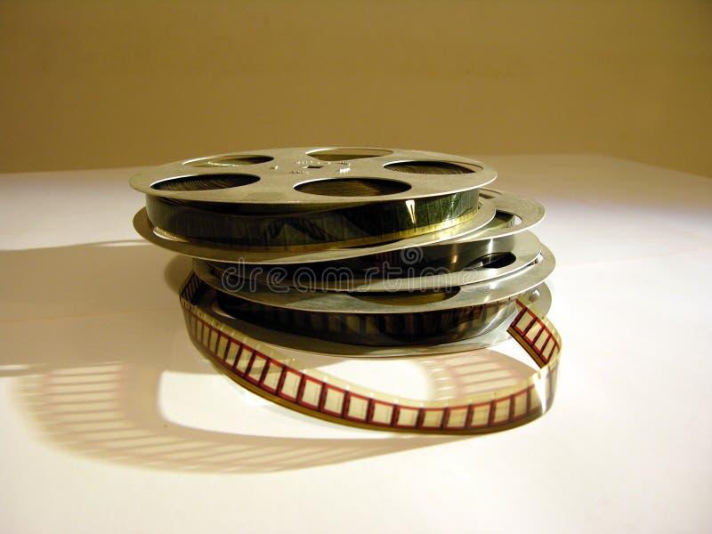 16mm Filme stockfotografie