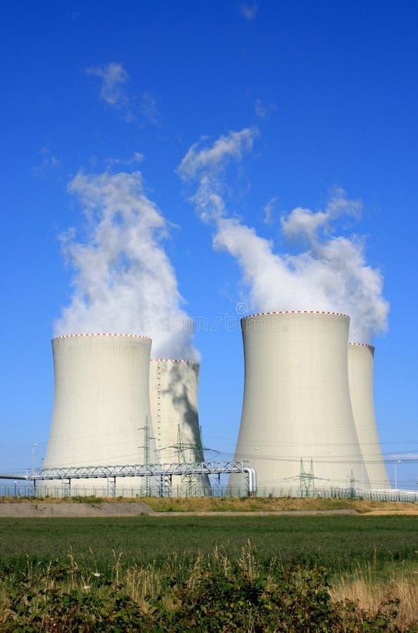 17核发电站 免版税库存图片