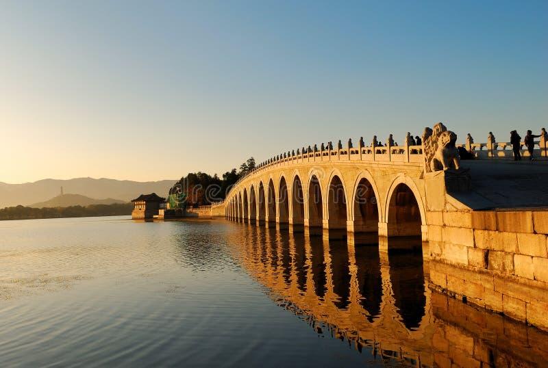 Download 17 arch bridge stock image. Image of yellow, summer, stone - 11852493