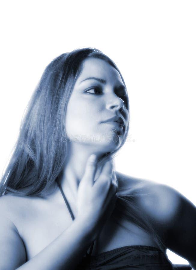 17 atrakcyjna kobieta fotografia stock