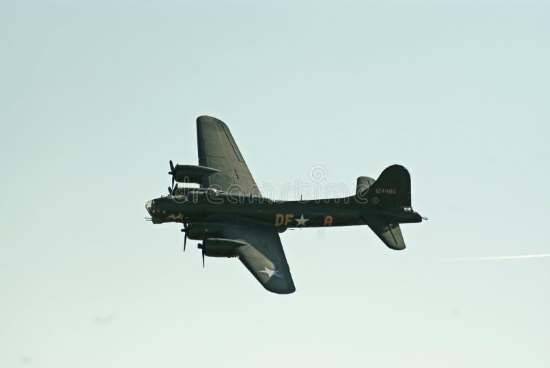 17 b lota latający forteca zdjęcie stock