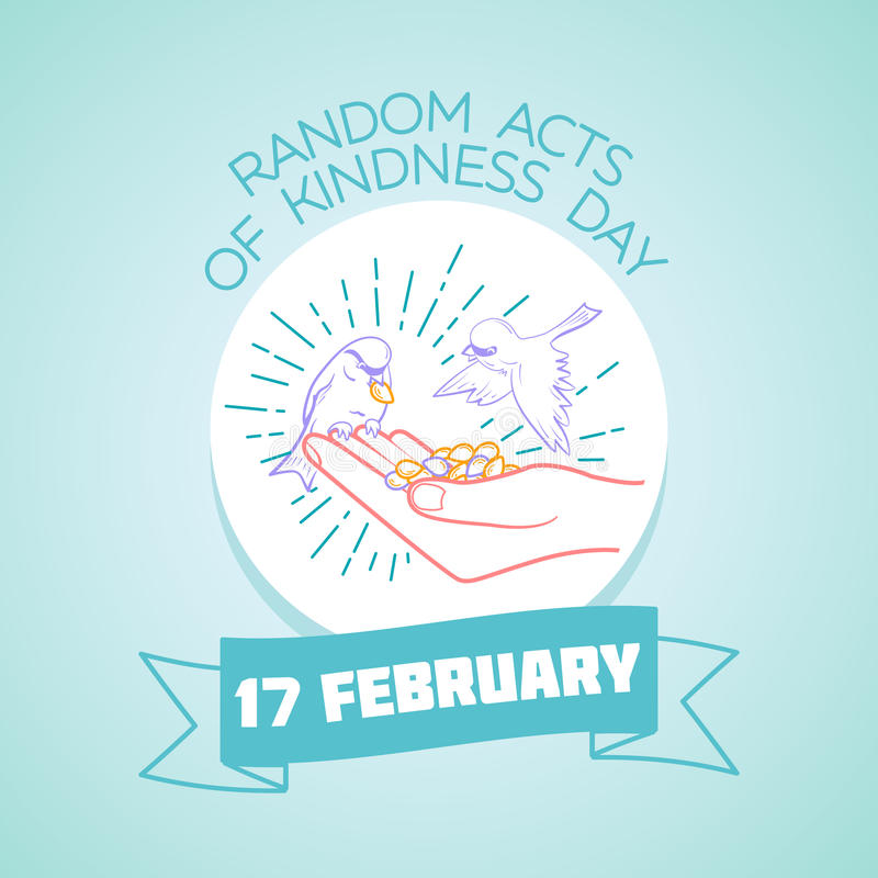 Free 17 February Random Acts Of Kindness Day Stock Photos - 85699693