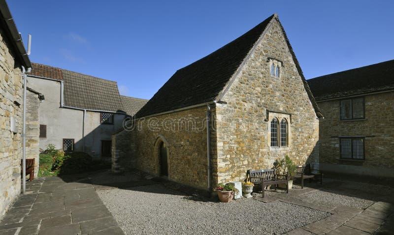 17th Century Chapel Stock Photos