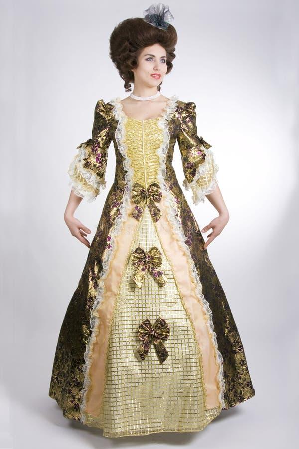 18个世纪礼服 库存照片