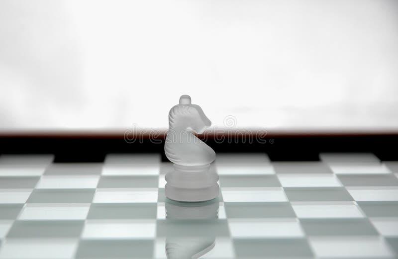 18个棋子 免版税库存照片