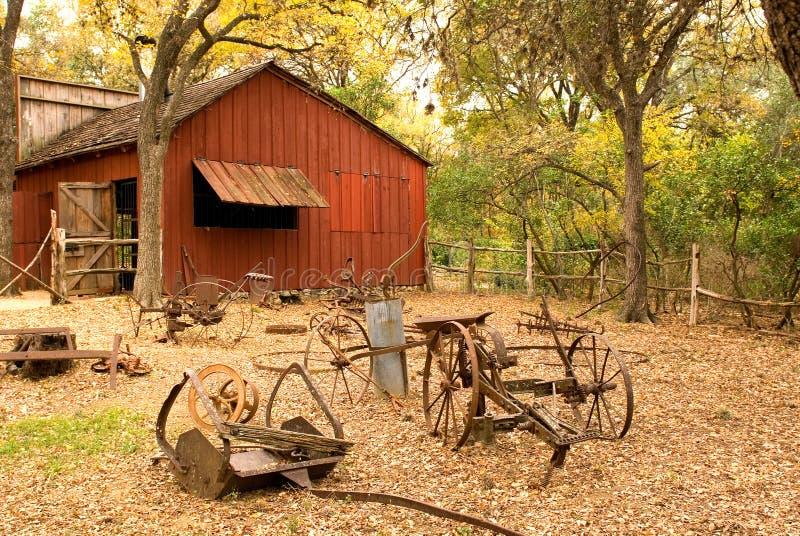 1860s blacksmith sklep zdjęcie stock