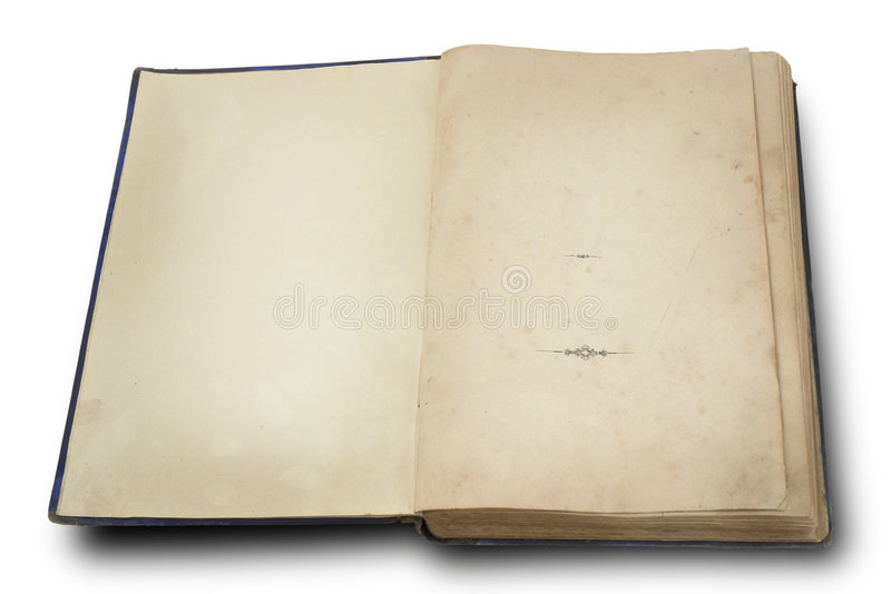 Download 18th century vintage book stock photo. Image of shabby - 7285280