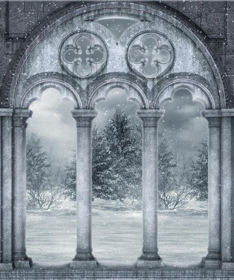 19风景冬天