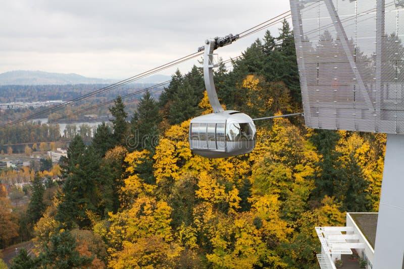 19 2011 Listopad Oregon Portland obraz stock
