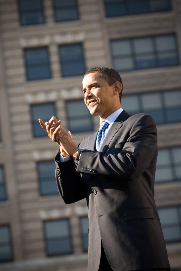 19 baracka Obamy obraz royalty free