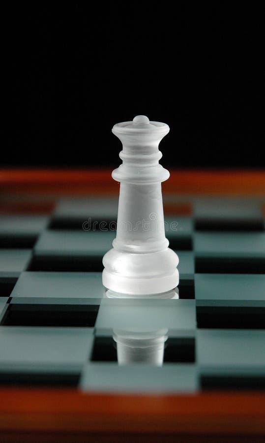 19 kawałków szachowych zdjęcia stock