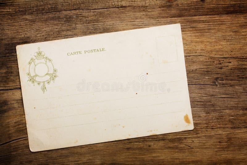 1900a postal retra fotos de archivo libres de regalías
