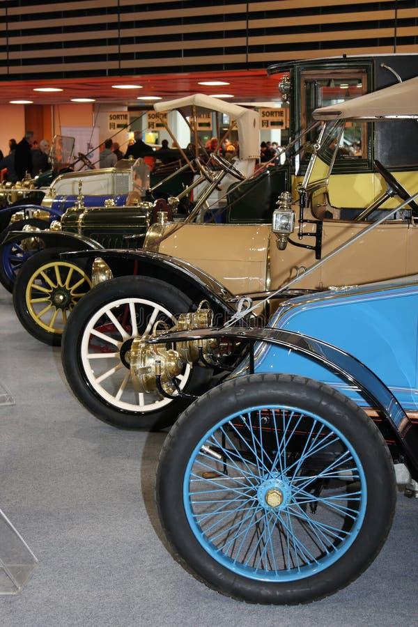 1912 Motor Show Editorial Photo