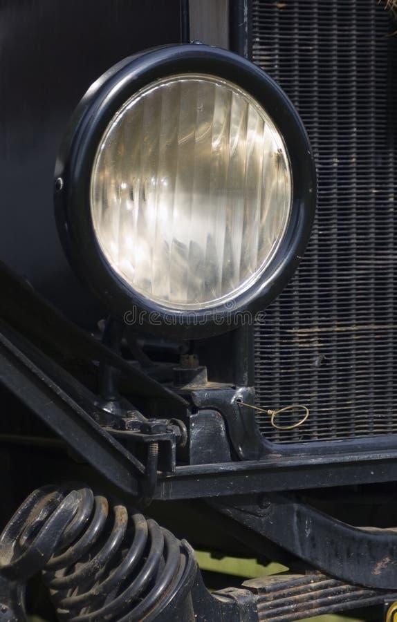 1923 Model T Ford Headlight stock photos