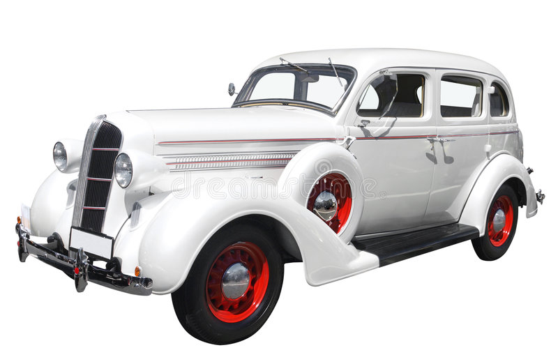 1926 Limousine des Ausweichen-D2 lizenzfreie stockfotos