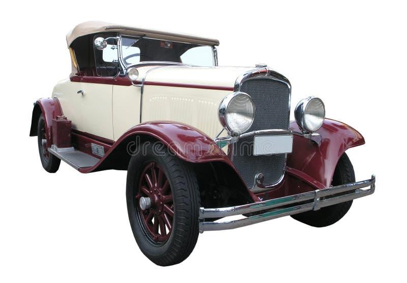 1929辆敞篷车desoto 图库摄影