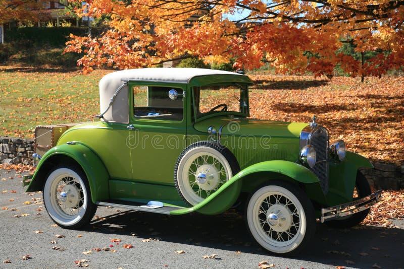 1930 samochodowych starzy zdjęcie stock