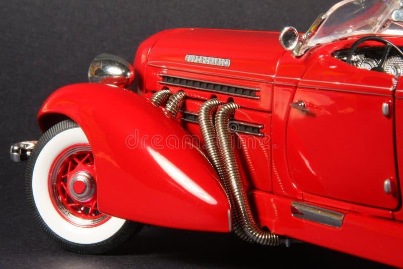 1935 kasztanowych speedster fotografia royalty free