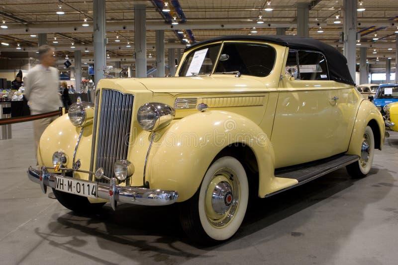 1939 Packard 1700 royalty-vrije stock foto's