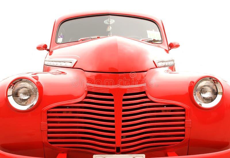 1940 chevy标尺s街道 免版税图库摄影
