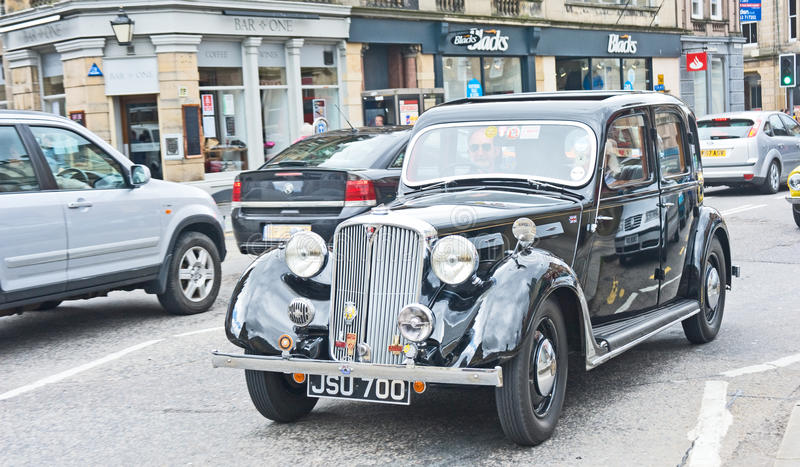 Download 1940's Rover Car In Vintage Rally Editorial Stock Photo - Image: 25395808