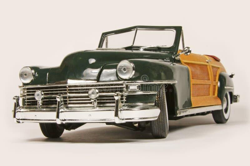1948 Chrysler kraju miasteczko zdjęcia royalty free