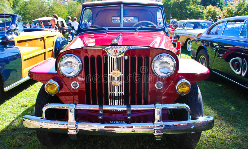 1948 Willy s Jeepster
