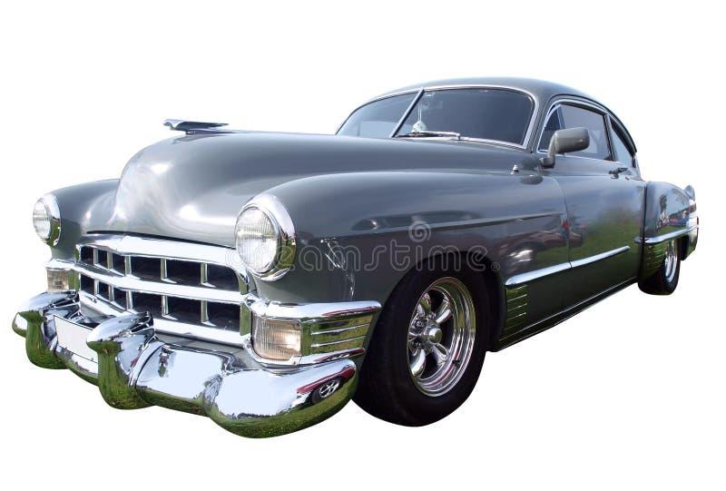 1949 Cadillac Reeks 62 Sedanette stock foto's