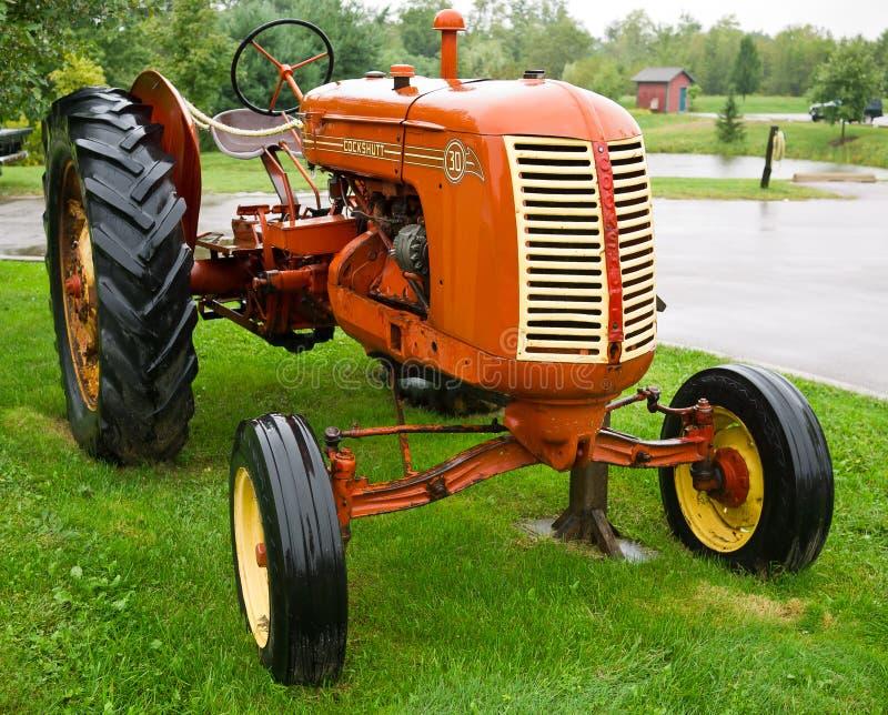 1949 Model 30 Cockshutt Tractor royalty free stock photos