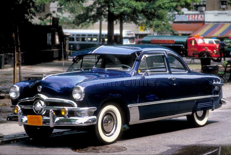 1950 Doorwaadbare plaats stock afbeelding