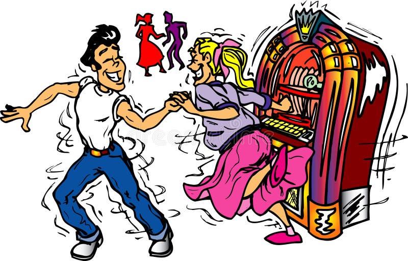 1950s tancerze