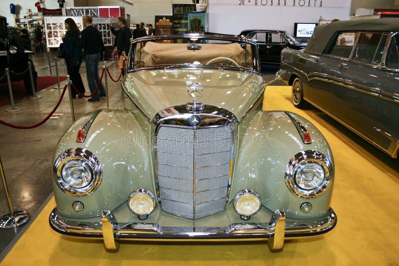 1951 300s benz Mercedes terenówka zdjęcie royalty free