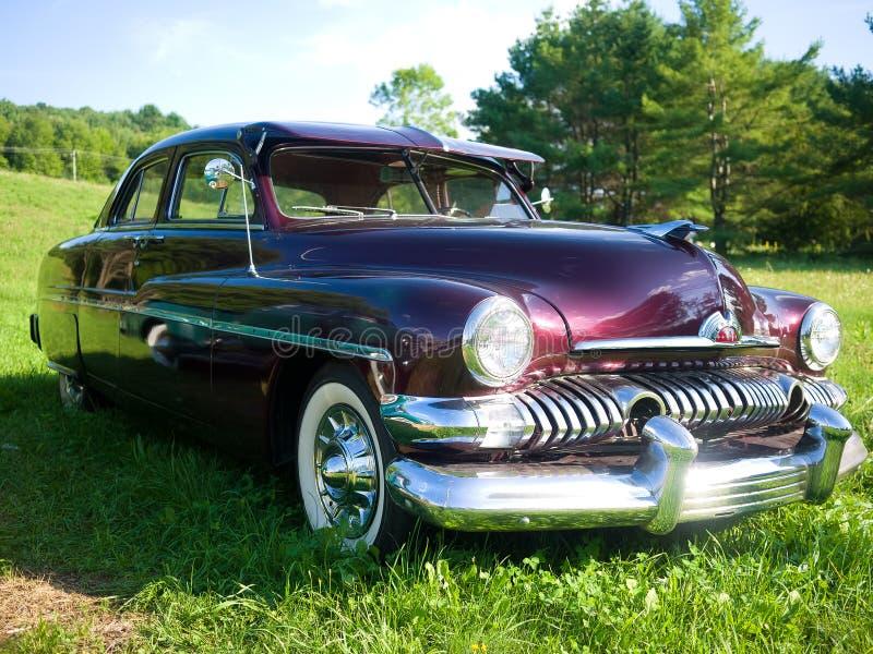 1951 Rtęci Coupe fotografia stock