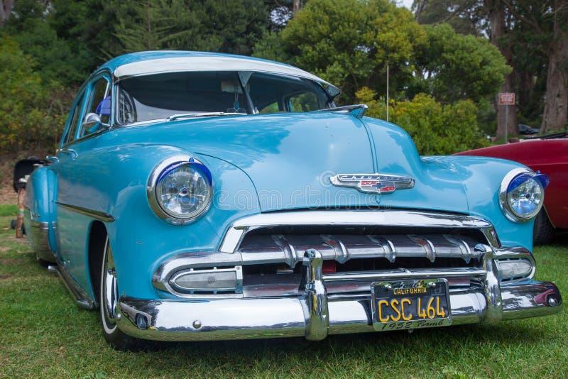 1952 Bel Air Chevrolet stock foto