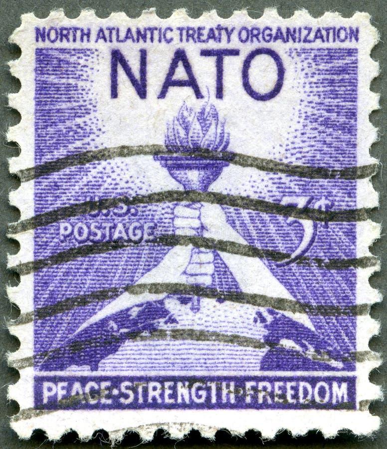 1952 kuli ziemskiej swobody stan pochodnia jednocząca zdjęcia stock