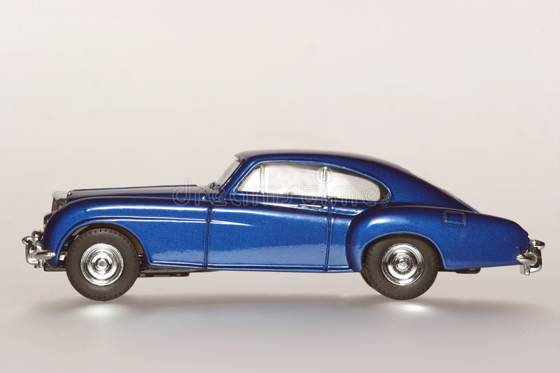 1955 Bentley  R  Continental classic toy car sideview