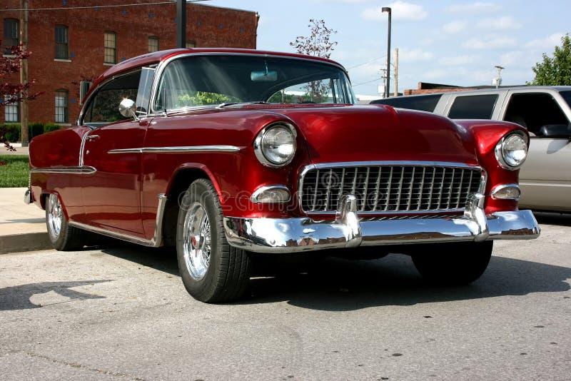 1955 Chevrolet stock foto's