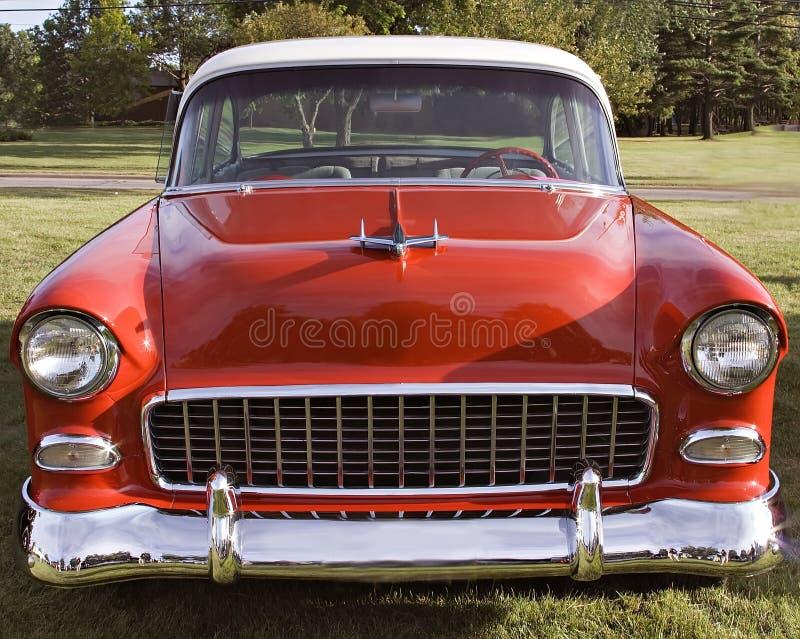 1955 Chevy stock image