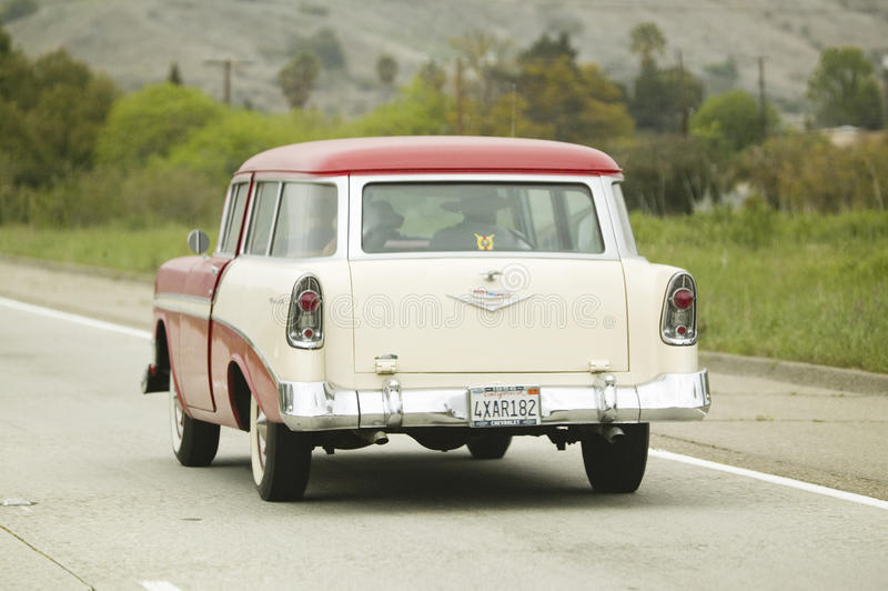 Download 1955 Class Ford Station Wagon Editorial Photography - Image: 27070827