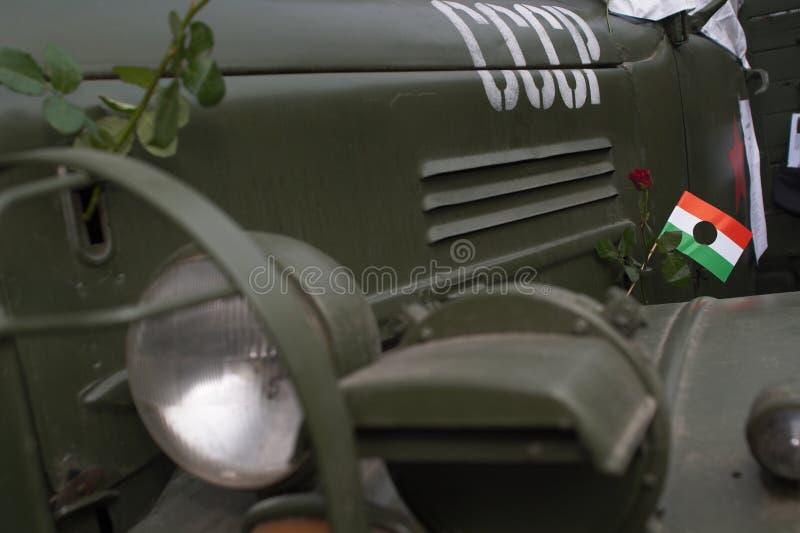 1956 świętowanie Hungary zdjęcia stock