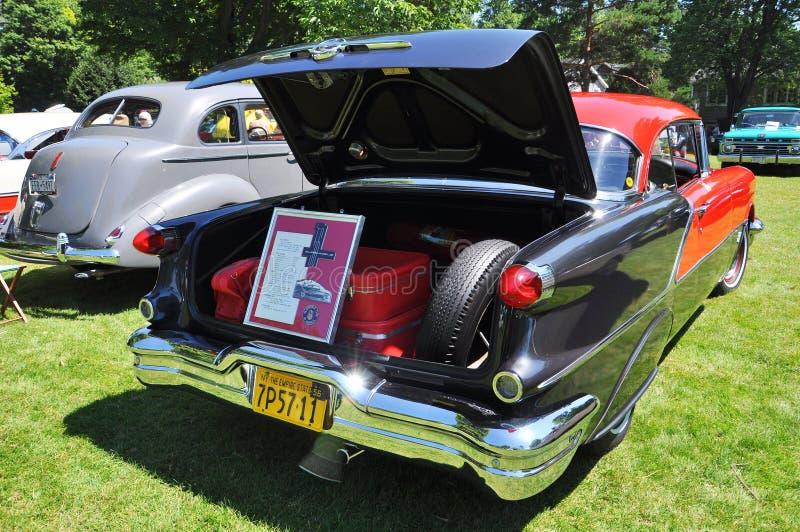 1956 Oldsmobile 88 fotografia stock