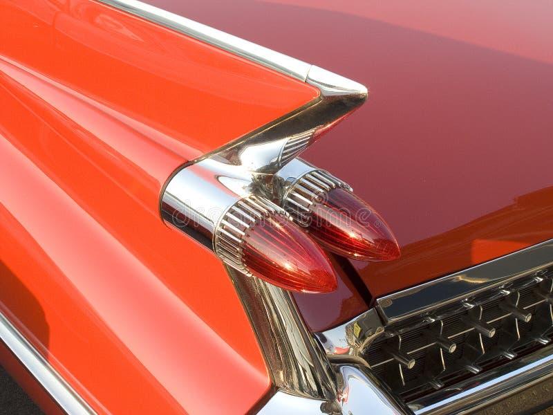 1959 Cadillac royalty-vrije stock afbeeldingen