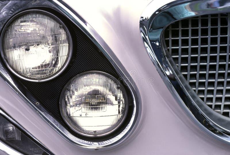 1962 Chrysler Newport do przodu zdjęcia royalty free