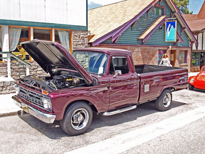 1966年福特卡车 库存照片