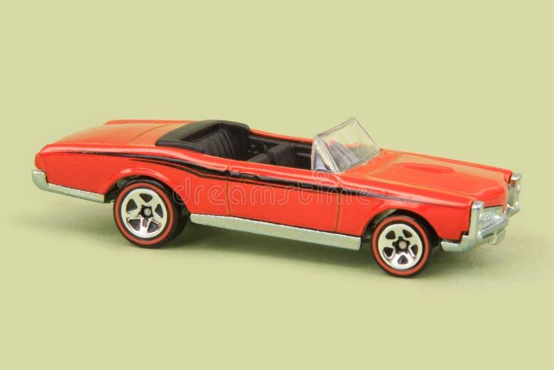 1967 gto Pontiac obraz stock