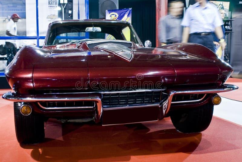 1967 korwety grille mph stingray zdjęcia royalty free