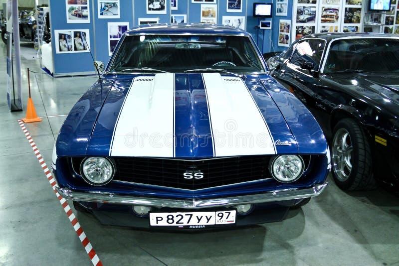 1969 camaro chevrolet zdjęcia stock