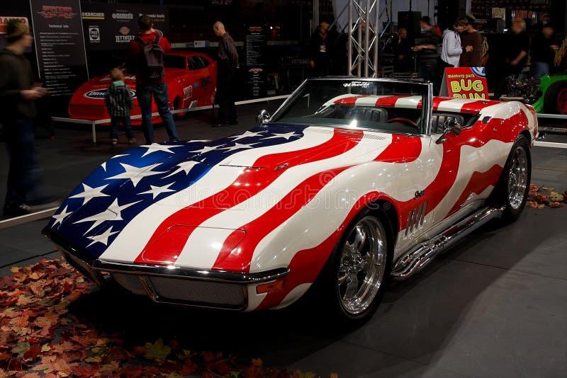 1969 Chevrolet Corvette Stingray stock photos